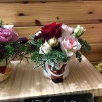 お花の替え玉クリスマス限定