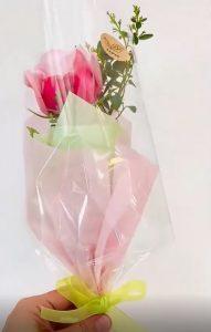 一輪のお花